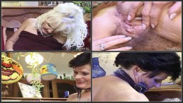 Opa Liga, Hairy old ass-licking lesbians