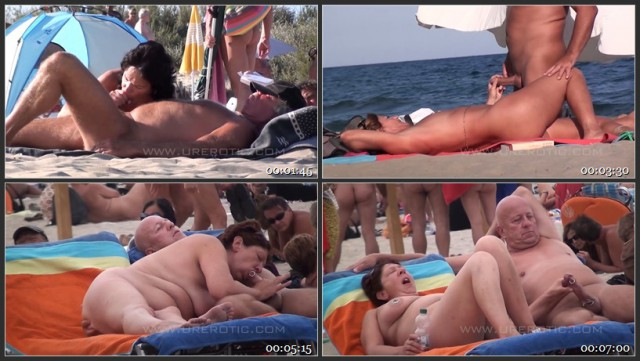 Hidden Cam On Nude Beach Vol.55 – Sex on the beach 10