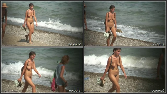 Hidden Cam On Nude Beach Vol.57