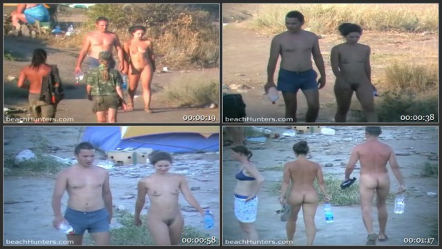 Hidden Cam On Nude Beach Vol.66