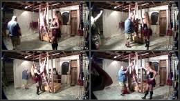 Behide The Scene Making A BDSM Movie pt 1