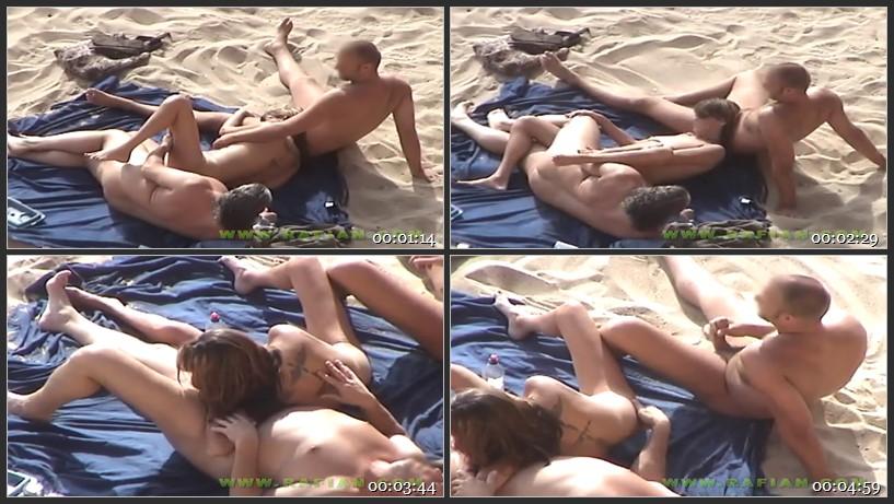nude beach cam