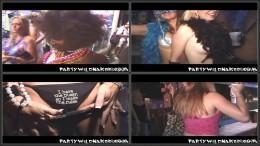 Freak Fest Girls Kissing