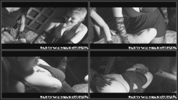 Gilr Girl Party at the Kink Castle