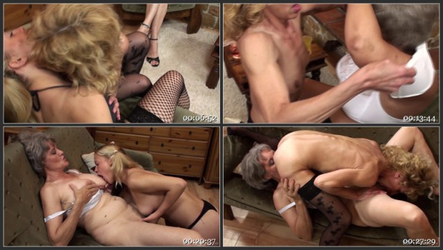 Granny Loving Teens Scene 1