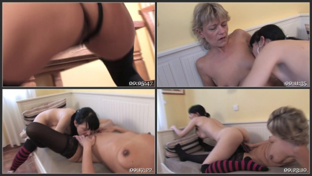 Granny Loving Teens Scene 2