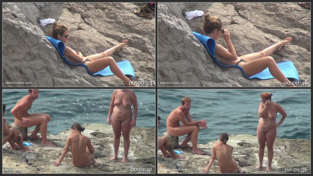 Hidden Cam On Nude Beach Vol.71
