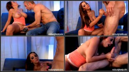 Porcha Sins A Bus Stop Pickup HD