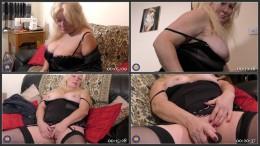 British curvy housewife Cindy goes wild HD