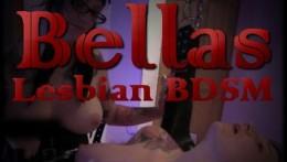 Bellas Lesbian BDSM