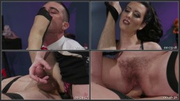 Cherry Torn Dominates and Fucks Foot-Sniffing Pervert Lance Hart HD