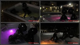 Rubber Doll Jacuzzi (720)