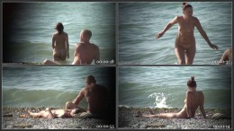 Hidden Cam On Nude Beach Vol.75