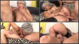 Big Dick for a Mature Slut HD