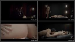 Glamorous Ukrainian babe Jessica X gets cum on ass in hot fetish fuck HD