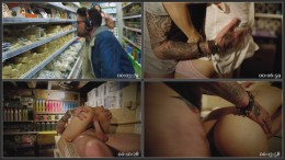 She Groped Me By The Groceries (1080)