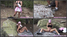 Mountain Trail Masturbation (1080)