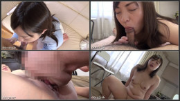 Amateur Japanese Teen with Shaved Pussy Explores Toys and Cock Inside Her (1080)