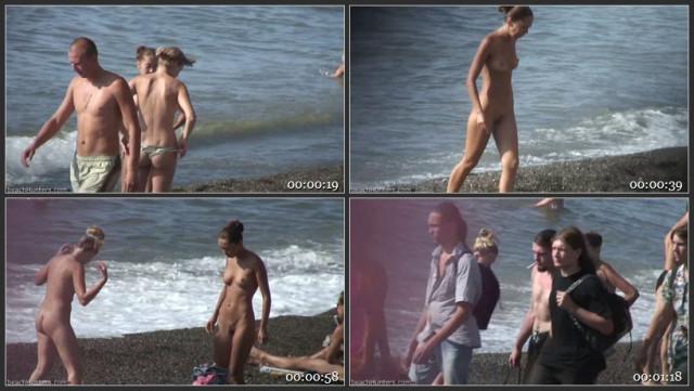 Hidden Cam On Nude Beach Vol.77