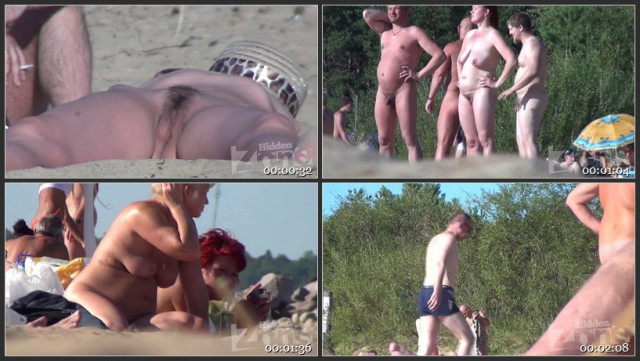 Hidden Cam On Nude Beach Vol.78