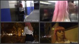 Pink Charlotte 2 Bts