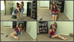 A Hot Friend For Daddy To Tie Up! Part 1 (1080)