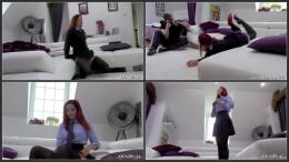 Lucie Kent - BTS CLassic Schoolgirl (1080)