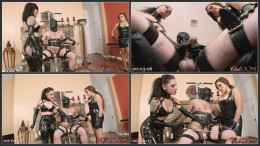 Two Mistresses in Black CBT (720)