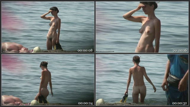 Hidden Cam On Nude Beach Vol.81