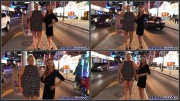 Minka And Huge Fake Tit Kayla Flashing