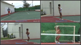 Naked Tennis Anyone
