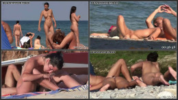 Nude Euro Beaches 15 (720p)