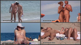 Nude Euro Beaches 17 (720p)