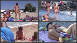 Nude Euro Beaches 20 (1080p)
