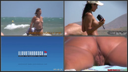 Nude Euro Beaches 21 (1080p)