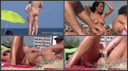Nude Euro Beaches 22 (1080p)