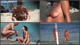 Nude Euro Beaches 3 (720p)