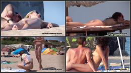 Nude Euro Beaches 4 (720p)