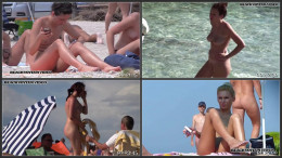 Nude Euro Beaches 5 (720p)
