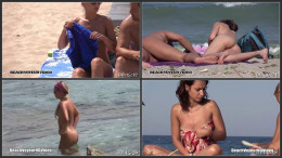 Nude Euro Beaches 6 (720p)