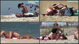 Nude Euro Beaches 8 (720p)