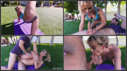 Scene 3 from Mommys Personal Trainer (1080p)