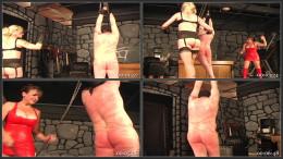 Beg for her whip