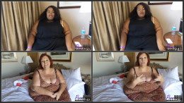 Bts Interview With Sweet Cheeks & Teanna Tiffany