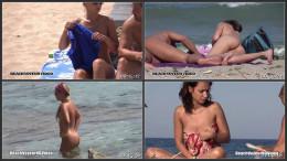 Nude Euro Beaches 6 (720p)