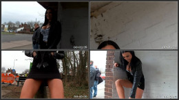 Jasmine Jae - Pissing in Public