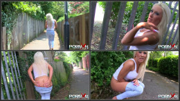 Lexi Ryder - Pissing in Public