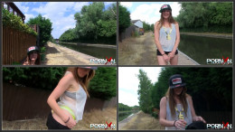 Samantha Bently - Pissing in Public