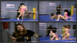 Misty Rain Wrestling Terror Scene3