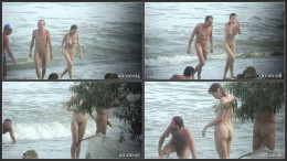 Hidden Cam On Nude Beach Vol.85